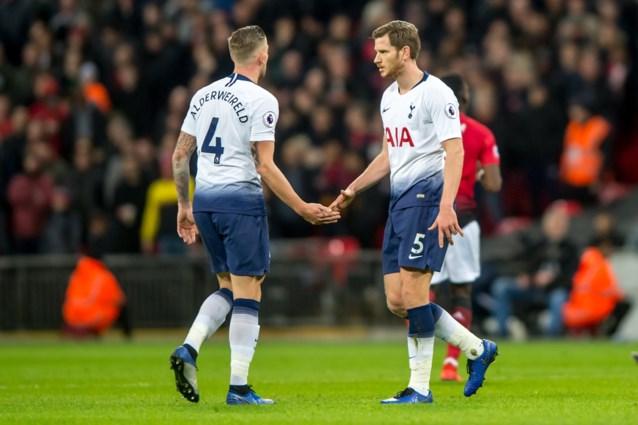 """Jan Vertonghen kondigt na acht jaar officieel afscheid aan bij Tottenham: """"Ik kwam hier elke dag alsof ik ging voetballen met vrienden"""""""