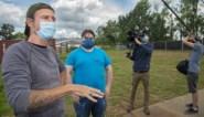 Goed nieuws voor Tijs Vanneste: opnames 'De kemping' gaan door