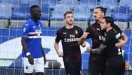 Overzicht: Landgenoot debuteert bij Juventus, Ibrahimovic speelt Sampdoria in de vernieling en Lukaku valt in bij winnend Lazio