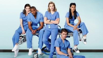 RECENSIE. 'Nurses': Zonder gêne gekopieerd *