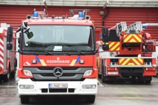 Matras in brand gevlogen in Dilsen-Stokkem