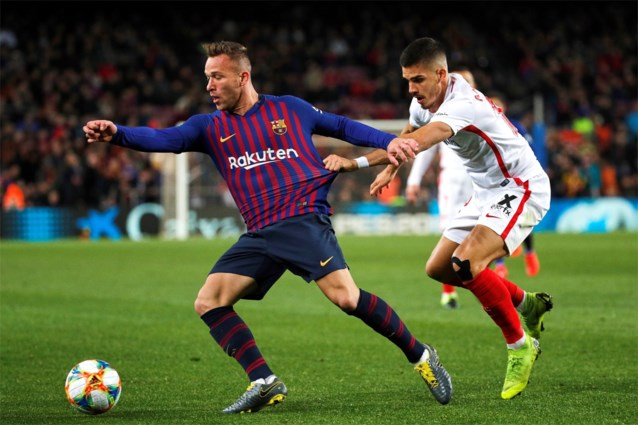 Opnieuw heibel bij FC Barcelona: 'Arthur weigert om nog voor Barcelona te spelen'