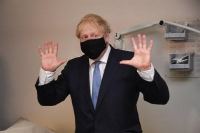 Boris Johnson zet zijn land op dieet in strijd tegen corona, Belgische experts zien zo'n plan ook bij ons zitten