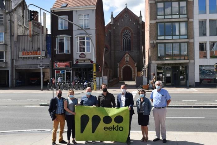 """Stadsbestuur heeft grote plannen met Site Paterskerk: """"Bouwen aan nieuw stukje Eeklo"""""""