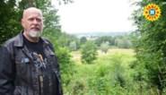 """Zicht op de vallei aan Blote in Mater: """"Ons dorp is als een drijvend land boven de Schelde"""""""