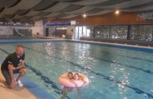 Zwembad opnieuw open vanaf 1 augustus