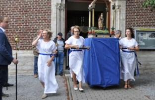 Eeuwenoude processie gaat niet uit