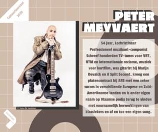 Kies zelf de publieksprijs voor jouw cultuurlaureaat: Peter Meyvaert