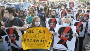 Polen legt vrouwenrechtenverdrag voor aan hoogste hof
