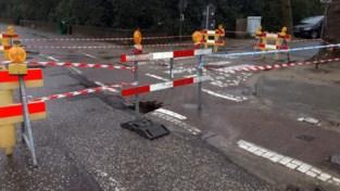 Werkzaamheden op kruispunten Pas hervatten met vernieuwing rijweg en aanpak verzakkingen