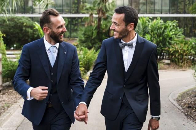 """Christophe en Nick uit 'Blind getrouwd' officieel gescheiden: """"Nu heb ik geen minnaar meer"""""""