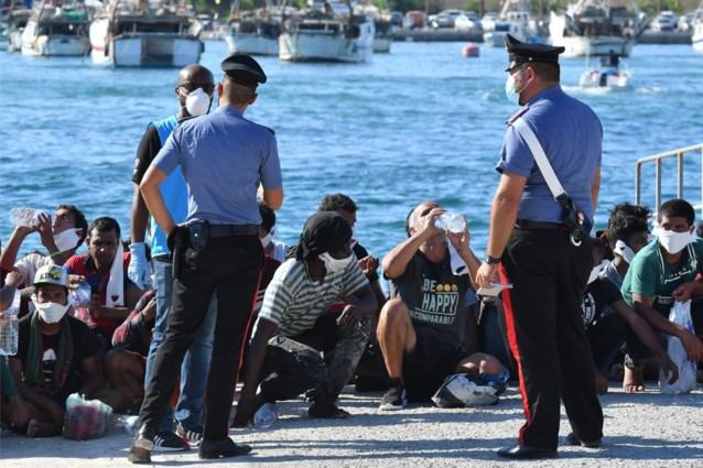 Opnieuw toename van bootvluchtelingen in Italië