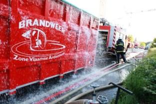 Brandweerman van zone Vlaamse Ardennen test positief op corona