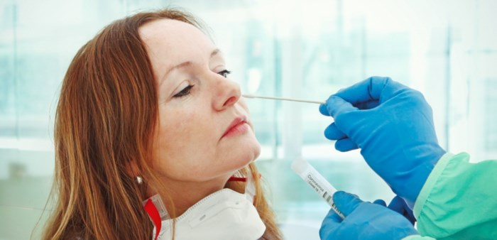 Gemeente Maldegem spoort inwoners met symptomen aan om zich te laten testen