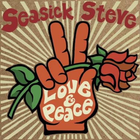 RECENSIE. 'Love & peace' van Seasick Steve: Business as usual ***