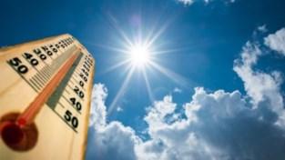 Warmste 31ste juli ooit