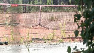Ninoofse buurt in verweer tegen afvalopslag op oud tennisplein