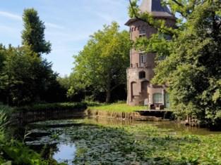 Vijver Prinsenhof staat droog, 'omleiding voor vissen' kan oplossing zijn