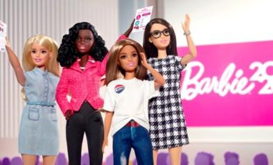 Barbie brengt collectie poppen uit met politieke ambities