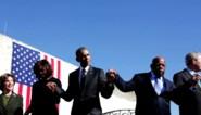 Obama haalt uit naar Trump op begrafenis van mensenrechtenactivist en politicus John Lewis
