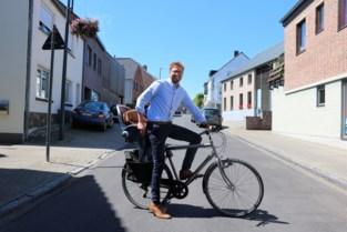 Eerste fietsstraat in Tervuren