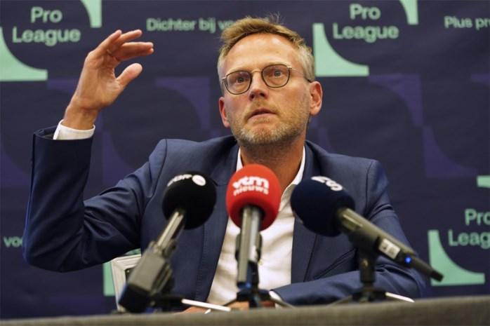 """Pro League-preses Peter Croonen na maandenlange storm aan kritiek: """"Als er een onafhankelijke voorzitter moet komen, dan is dat zo"""""""