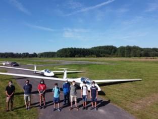 Geen opendeurweekend maar jongeren maken zomer goed voor zweefvliegclub