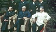 """""""Op zijn best kan je het een zieke boel noemen"""": de conferentie die een oorlog beëindigde en er een startte"""