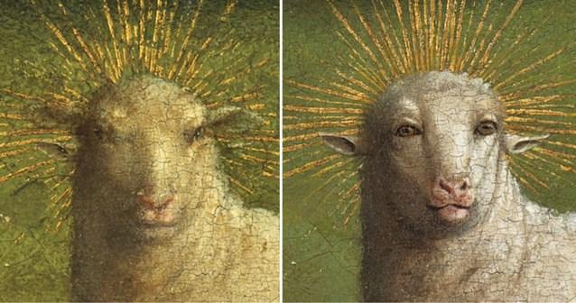 Wetenschappers UGent voorspelden origineel 'Lam Gods'