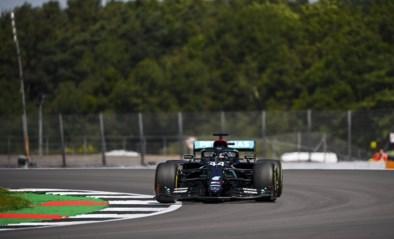 Lewis Hamilton wint strijd om de pole van teamgenoot Bottas