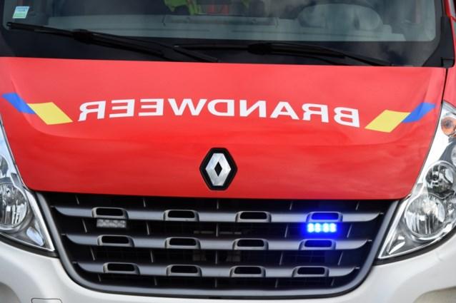 Twaalf mensen geëvacueerd na woningbrand in Anderlecht