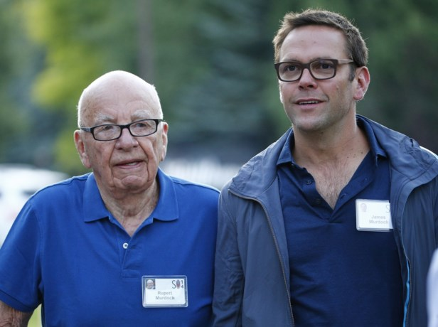 Zoon van machtigste mediamagnaat ter wereld trekt deur achter zich dicht: zoon van Rupert Murdoch stopt