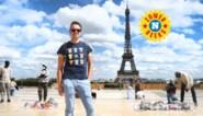 """Onze man ging op citytrip naar Parijs en trok grote ogen op een terrasje: """"Amper 15 centimeter tussen, brrrrr"""""""