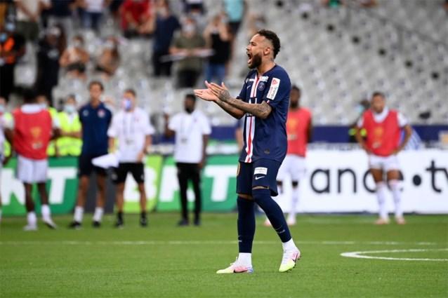 Geen prijs voor Jason Denayer, PSG is na strafschoppen te sterk en wint Franse Ligabeker