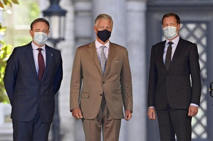 """De Wever en Magnette krijgen nog een week om Bouchez te lozen: """"Ik vertrouw hem, om alles te doen mislukken"""""""