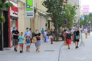 """Corona houdt shoppers weg uit Mechelen: """"Huilen met de pet op"""""""