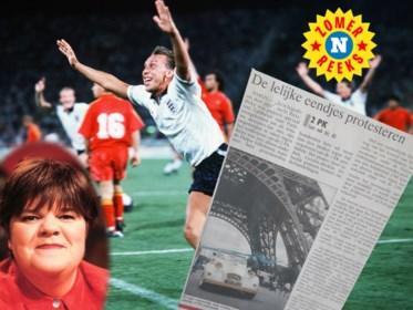 De zomer van 1990: Tien om te zien, Belgen naar de oorlog & het einde van de 'deusjevo'