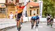 Damiano Caruso wint Circuito de Getxo, Jasper Stuyven vijfde