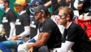 Formule 1 organiseert na kritiek van Lewis Hamilton opnieuw een officieel moment tegen racisme