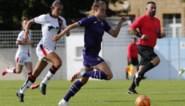 Tessa Wullaert debuteert bij Anderlecht met zege (maar scoren lukt niet)