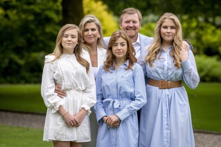 """Nederlandse presentator onder vuur nadat hij 15-jarige prinses Alexia """"de lekkerste"""" noemt"""