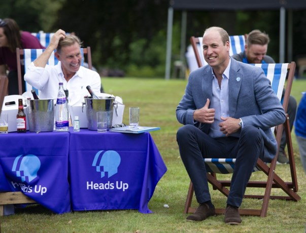 Prins William maakt grapje op Twitter en krijgt daar véél reactie op
