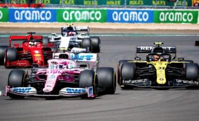 Renault dient voor derde race op rij protest in tegen Racing Point F1 team