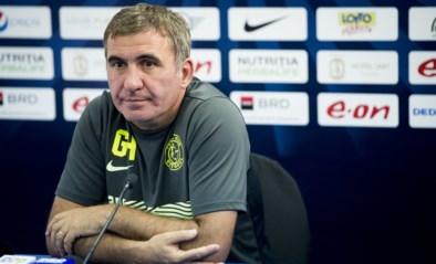 Gheorghe Hagi stopt als coach van ploeg waarvan hij zelf eigenaar is