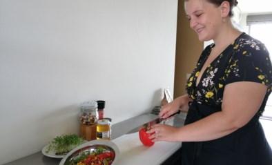 Veerle verhuist van bureau naar keuken en start eigen cateringzaak