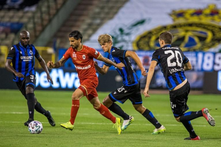 Geen dubbel voor Club Brugge: uitgerekend Lior Refaelov bezorgt Antwerp eerste prijs sinds 1992
