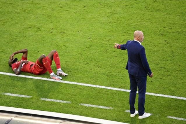 """REACTIES. Philippe Clement maakte zich boos tijdens de rust, matchwinnaar Refaelov geeft toe: """"We speelden wat anti-voetbal"""""""