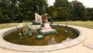 Standbeeld Leopold II in tuin Afrikamuseum opnieuw beklad met rode verf
