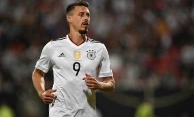 Voormalig Duits international Sandro Wagner (32) bergt voetbalschoenen op