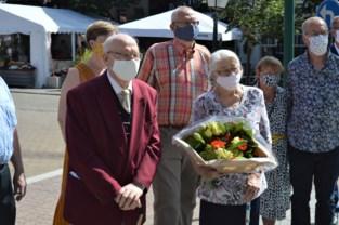 Noël en Marie-Louise vieren 65 jaar huwelijk… coronaproof